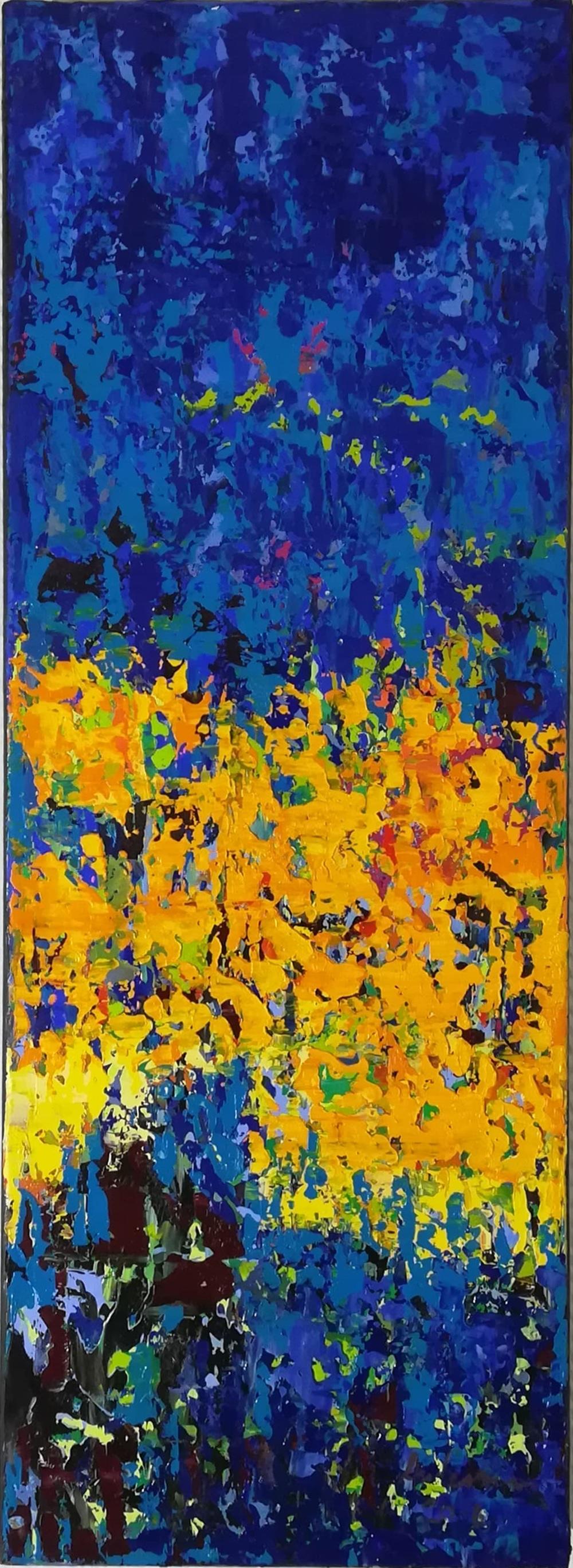 Billede af Pia Andersen maleri 1