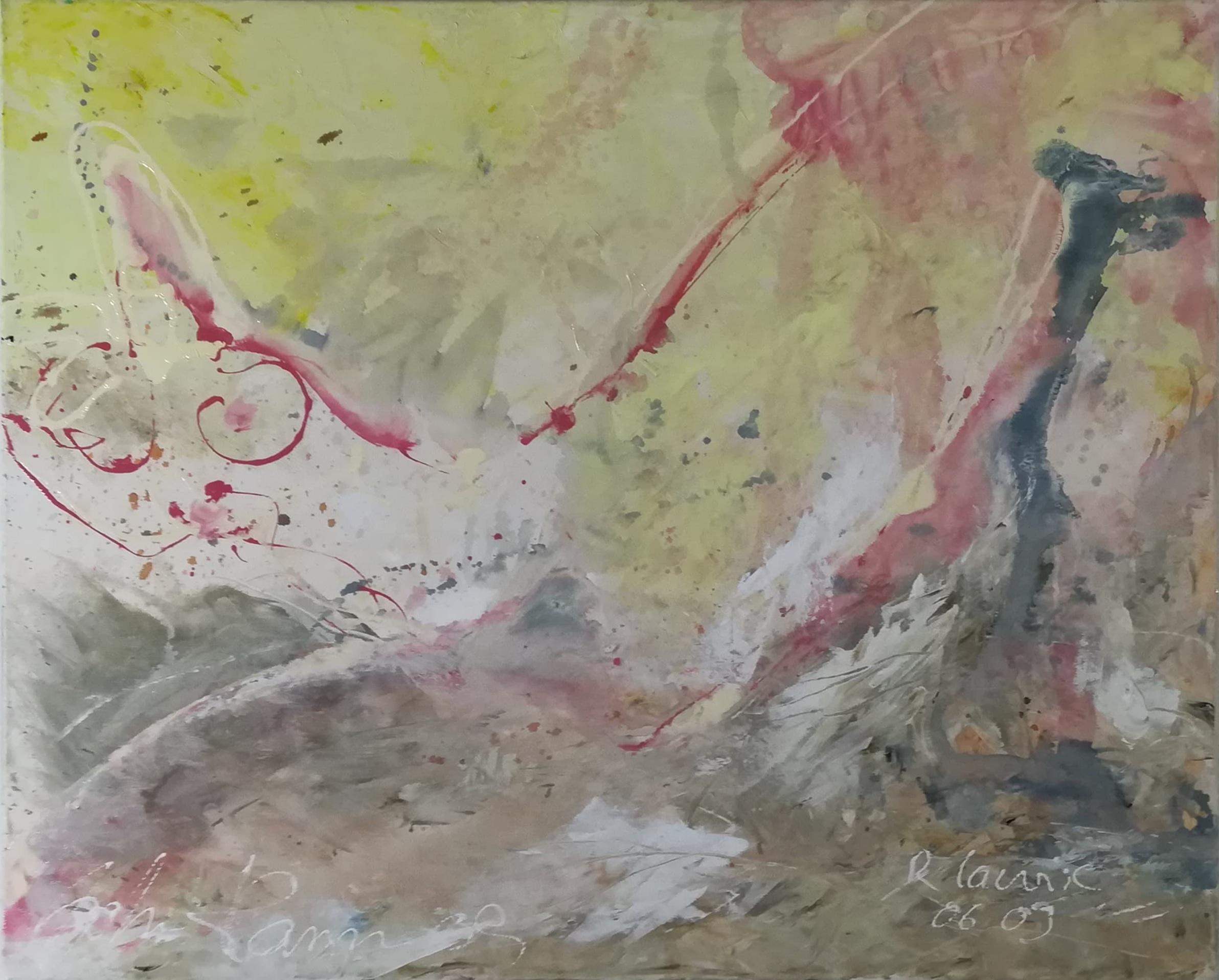 """Rene Lacroix og John Hansen kunstværk """"Erotiske Landskaber 7"""""""