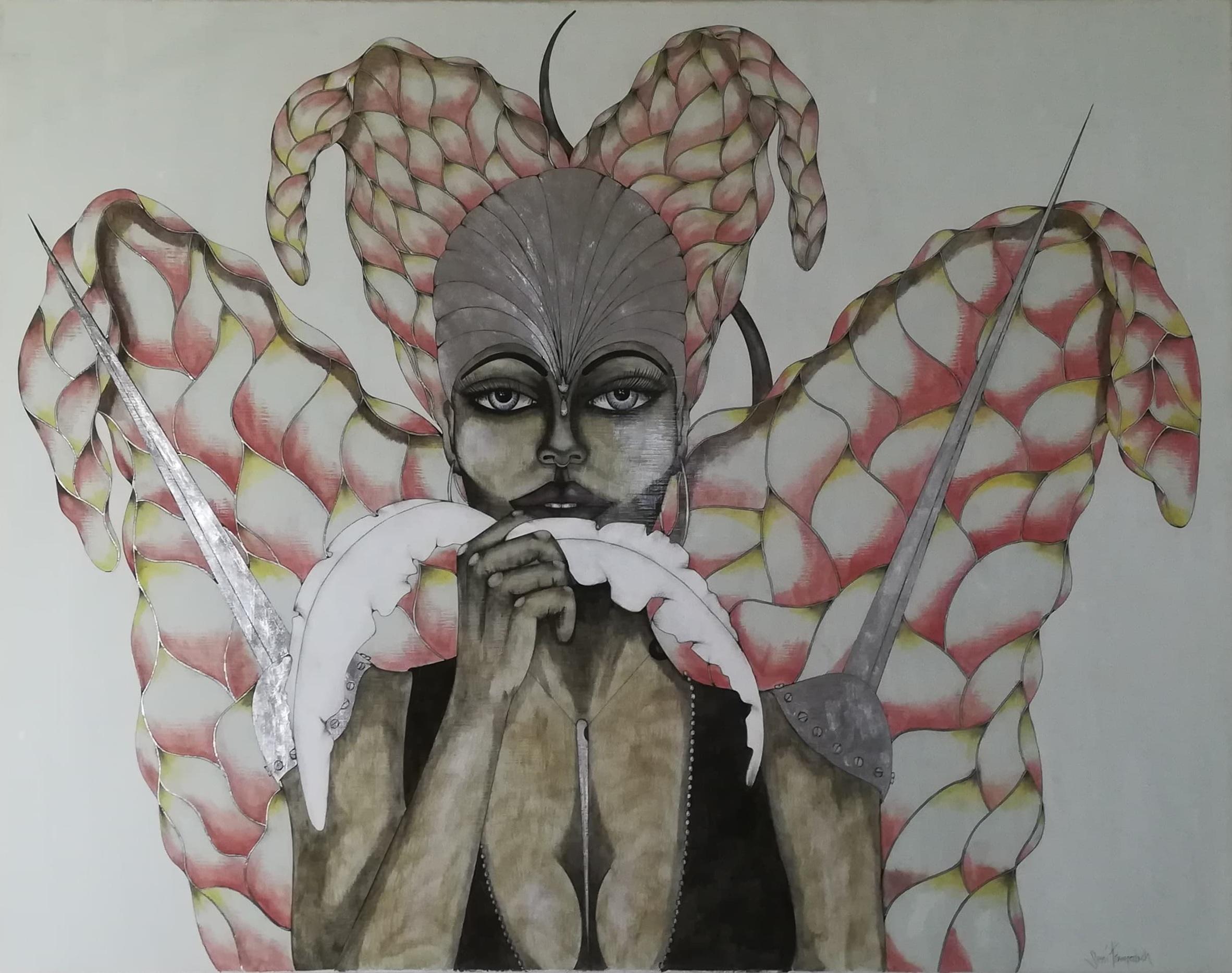 Billede af Sussi Trampedach maleri 7