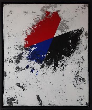 """Per Arnoldi """"Komposition 1"""" kunstværket"""