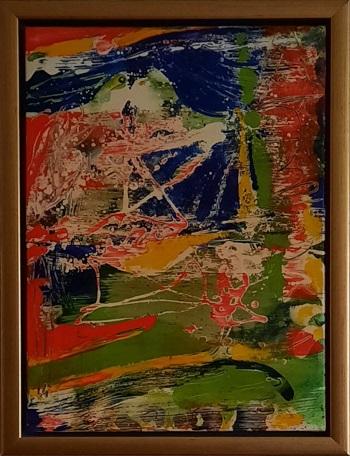 "Peter Nyborg ""A sea to see"" kunstværket"