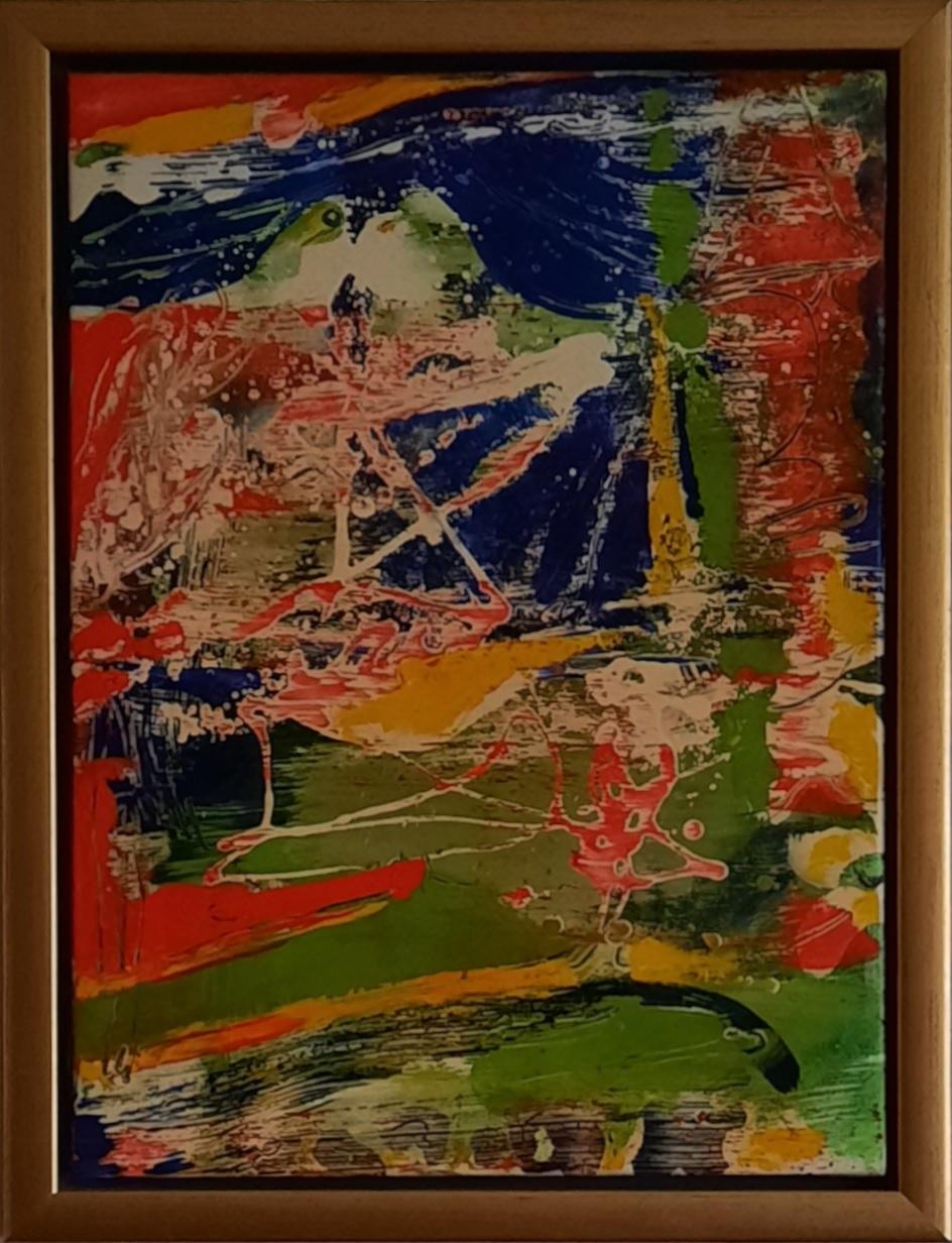 """Peter Nyborg """"A sea to see"""" kunstværk"""